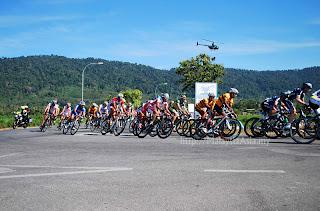 Race Le Tour De Langkawi