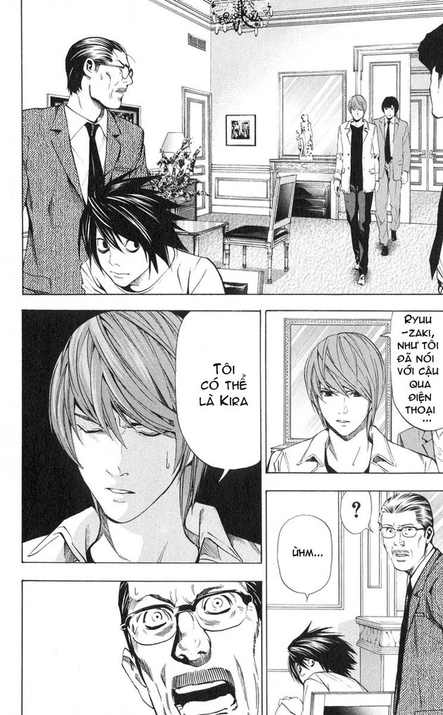 Death Note chapter 034 trang 11