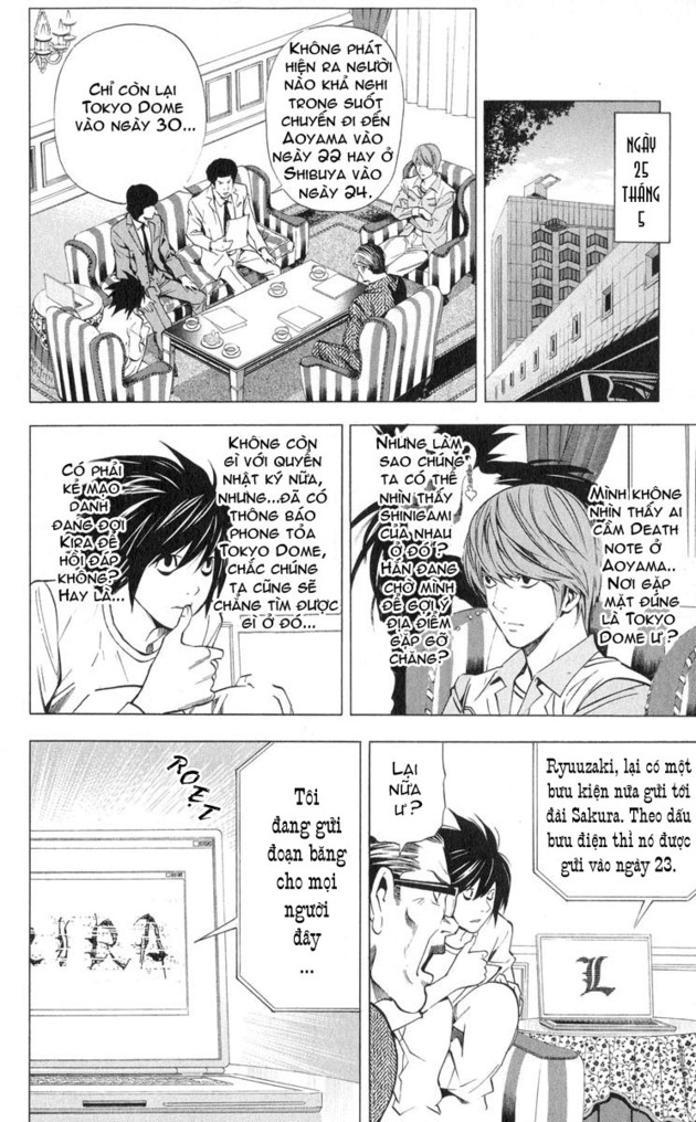 Death Note chapter 029 trang 3