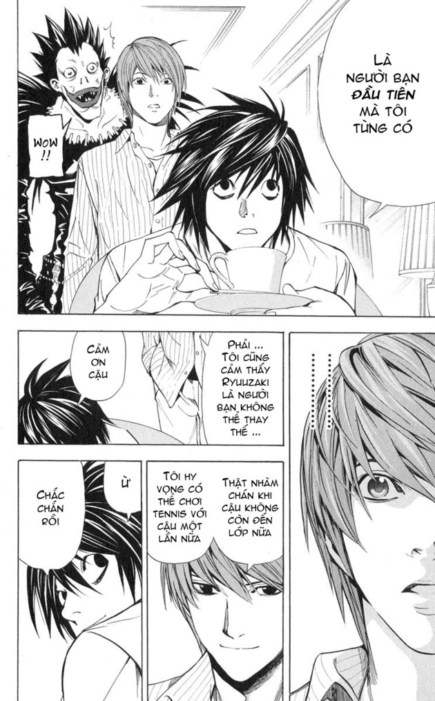 Death Note chapter 031 trang 15