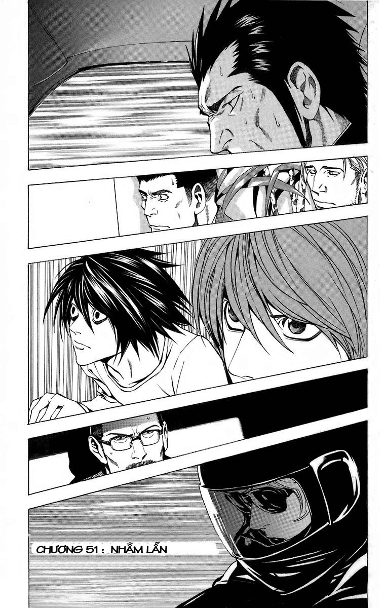 Death Note chapter 051 trang 2