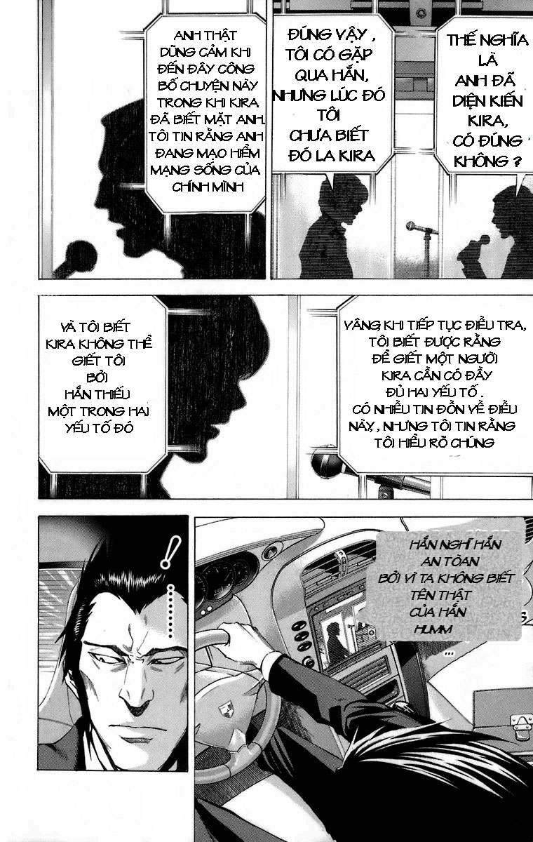 Death Note chapter 051 trang 4