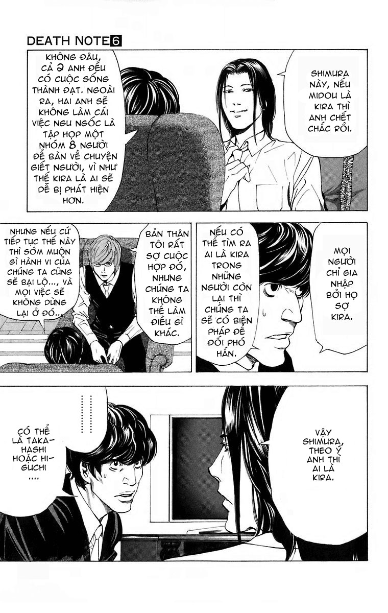 Death Note chapter 050 trang 4