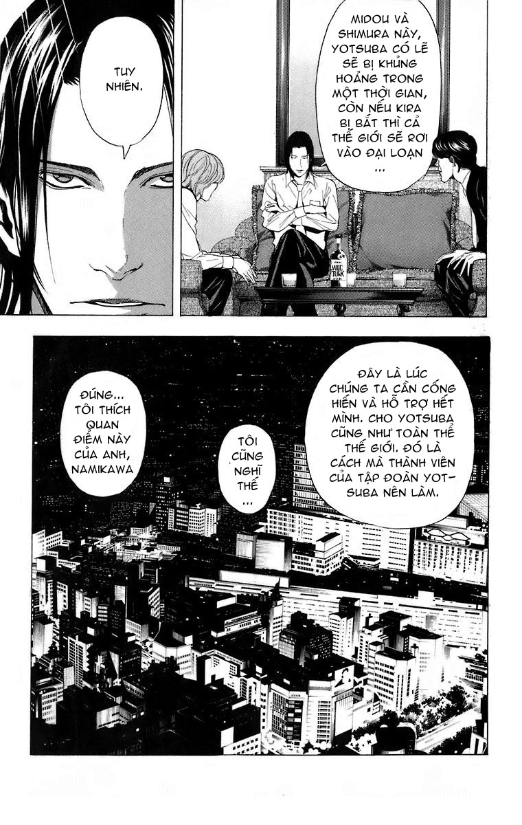 Death Note chapter 050 trang 12