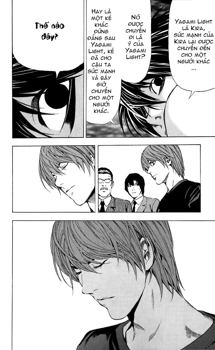Death Note chapter 049 trang 13