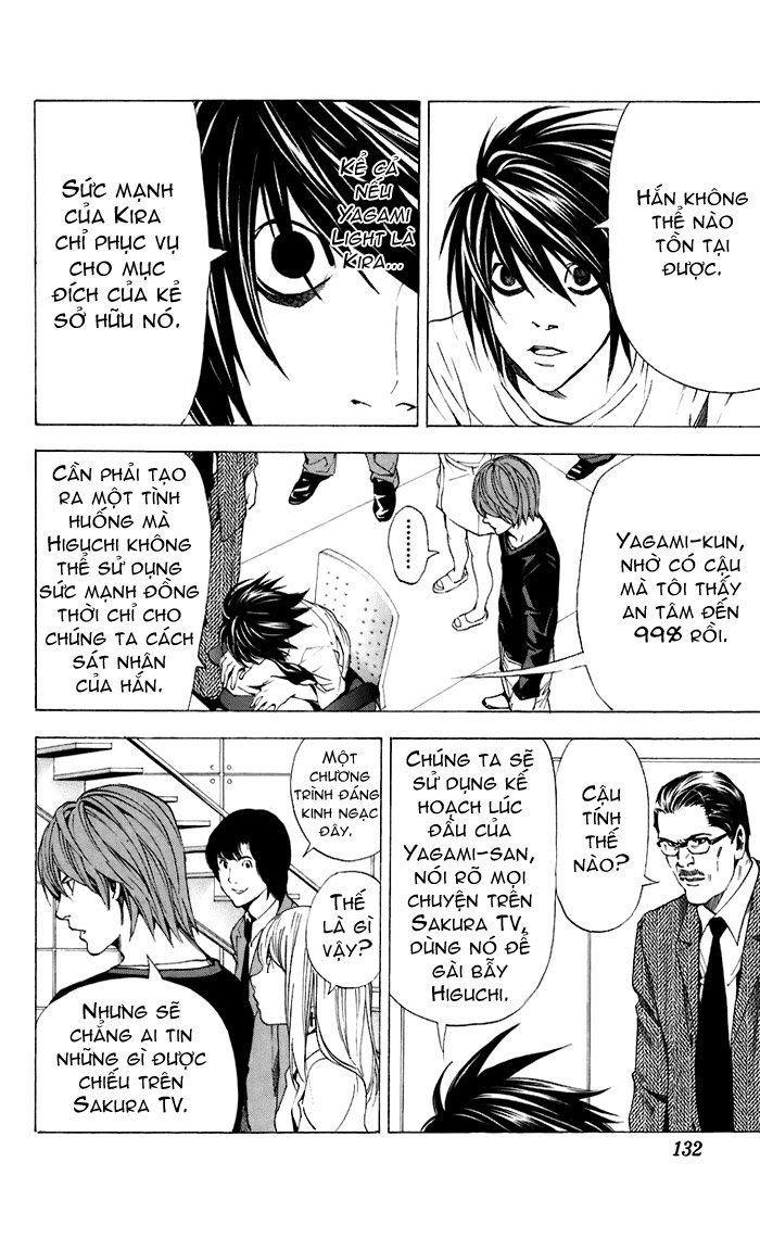 Death Note chapter 049 trang 15