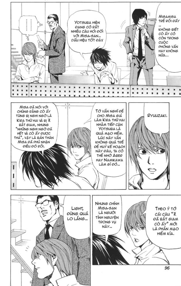 Death Note chapter 048 trang 3