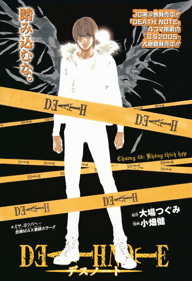 Death Note chapter 046 trang 2