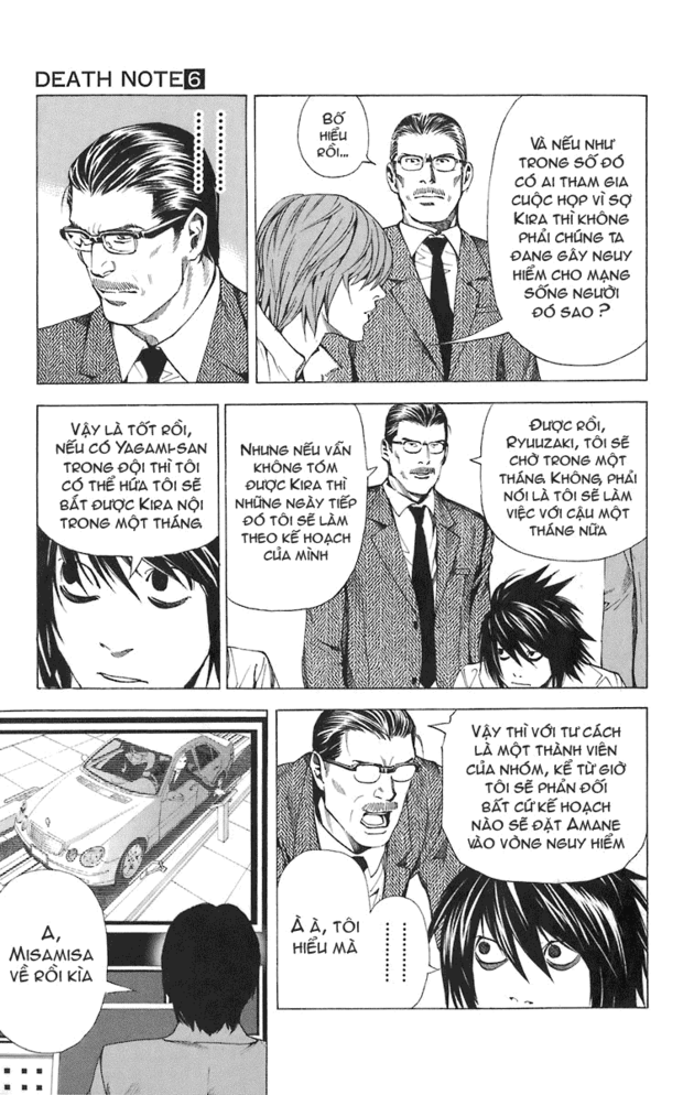 Death Note chapter 048 trang 6