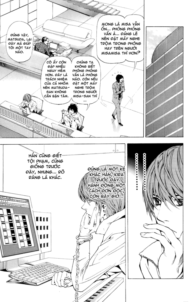 Death Note chapter 047 trang 4