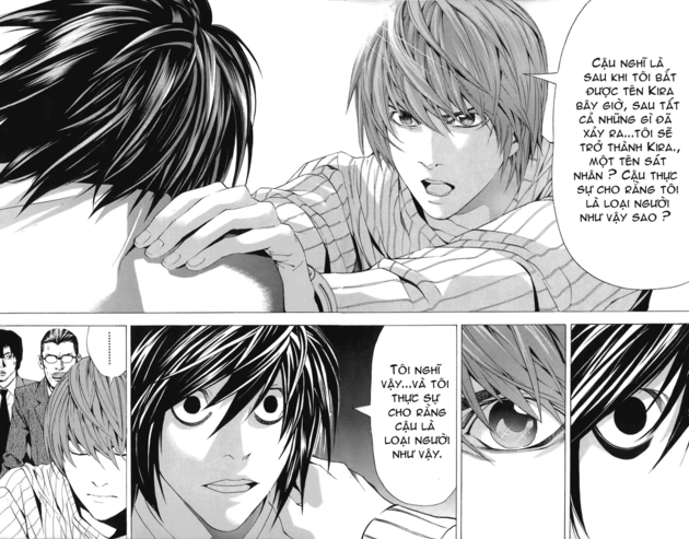 Death Note chapter 045 trang 6