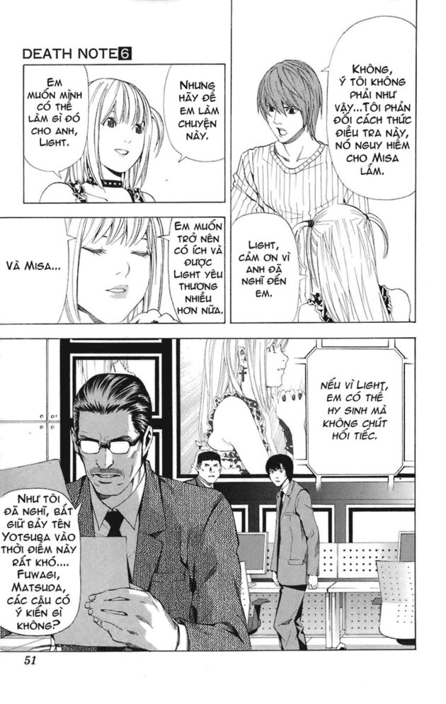 Death Note chapter 045 trang 22