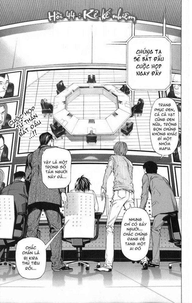 Death Note chapter 044 trang 2