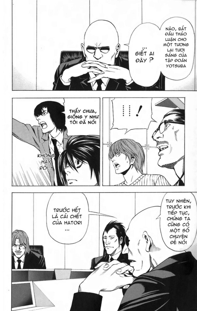 Death Note chapter 044 trang 3