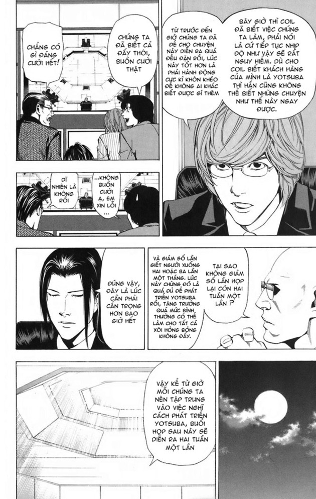 Death Note chapter 044 trang 9