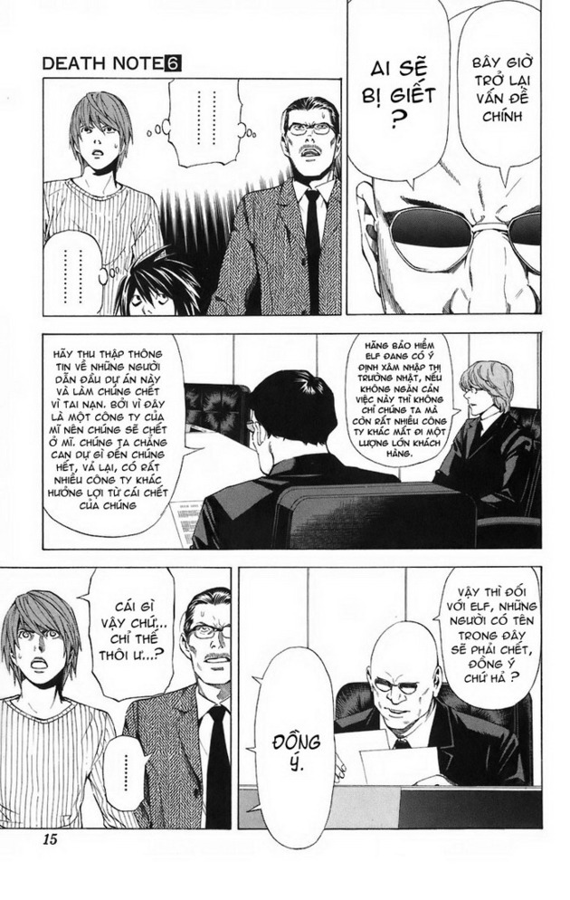 Death Note chapter 044 trang 10
