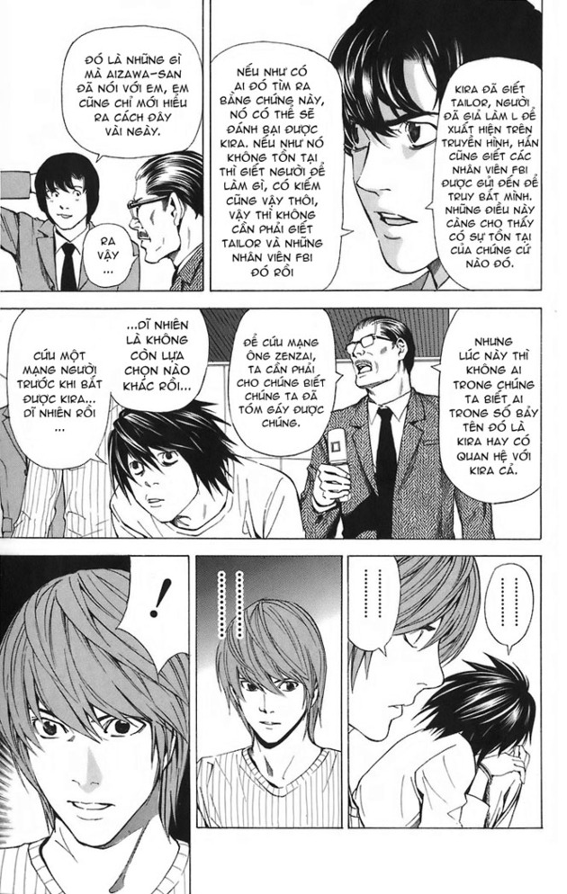 Death Note chapter 044 trang 16