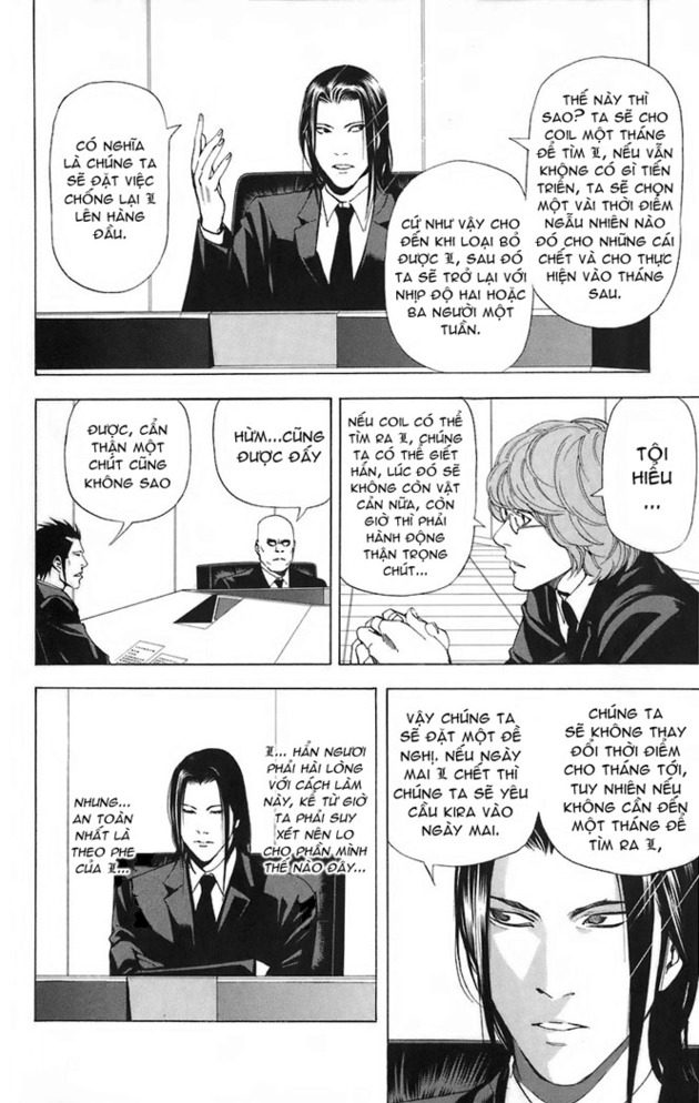 Death Note chapter 044 trang 21