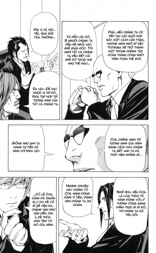 Death Note chapter 043 trang 14
