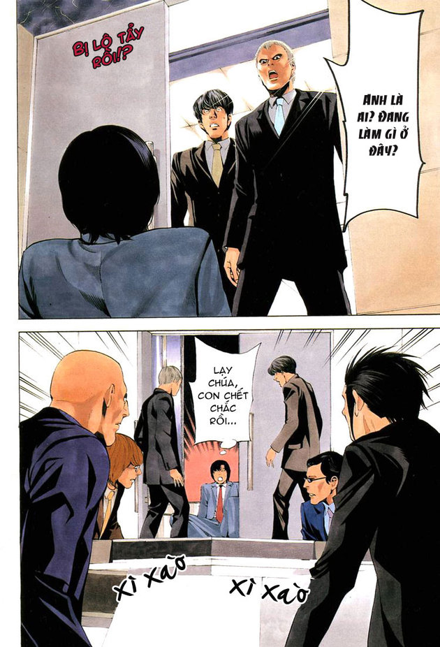 Death Note chapter 042 trang 3