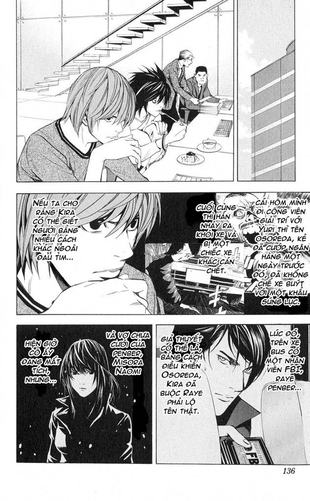 Death Note chapter 041 trang 5