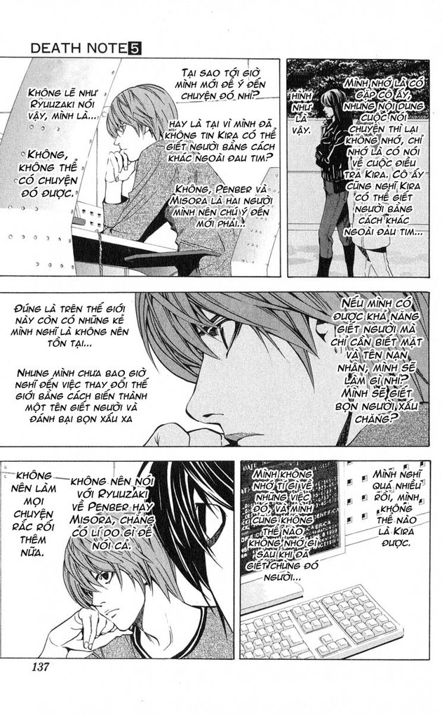 Death Note chapter 041 trang 6
