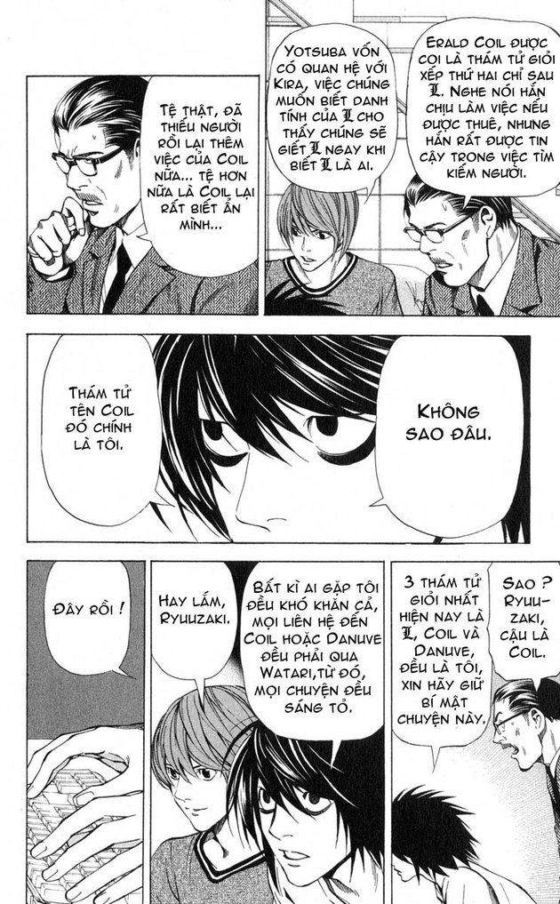 Death Note chapter 041 trang 11