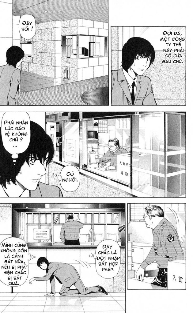 Death Note chapter 041 trang 10