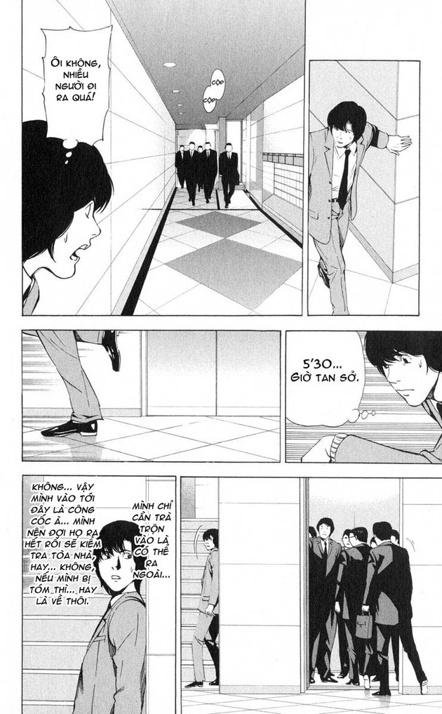 Death Note chapter 041 trang 13