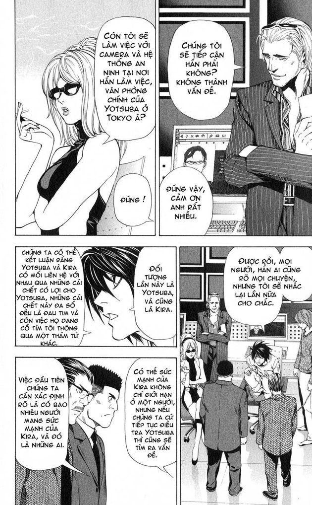Death Note chapter 041 trang 15
