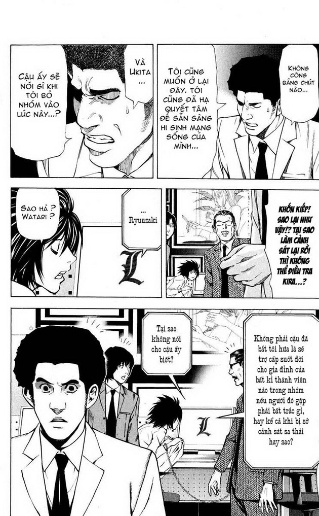 Death Note chapter 040 trang 9