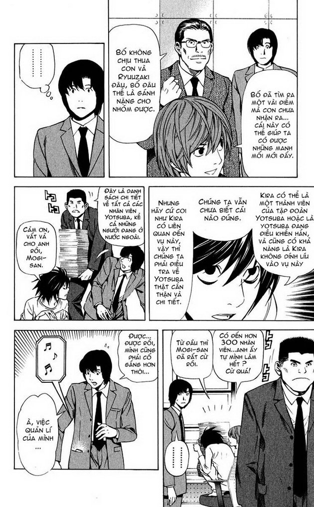 Death Note chapter 040 trang 15