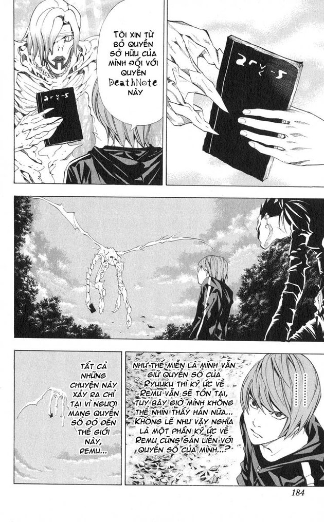 Death Note chapter 034 trang 3
