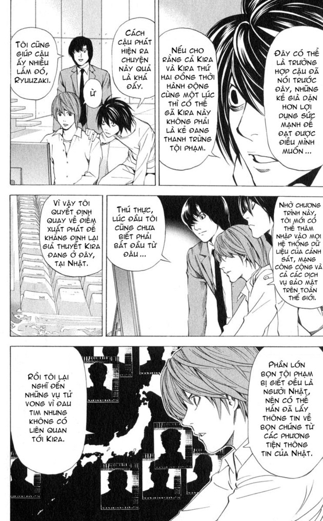 Death Note chapter 039 trang 2