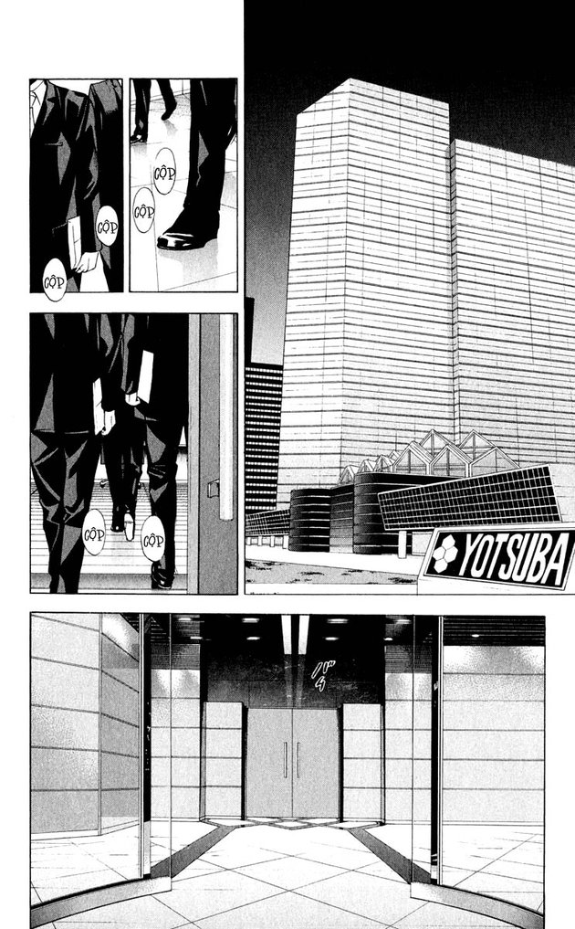 Death Note chapter 037 trang 16