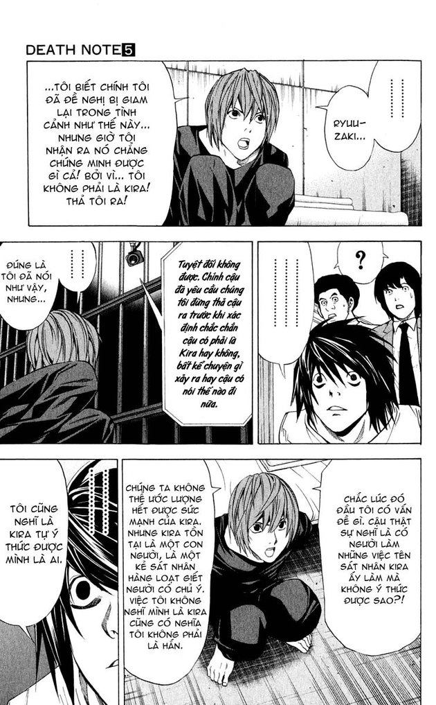 Death Note chapter 035 trang 12