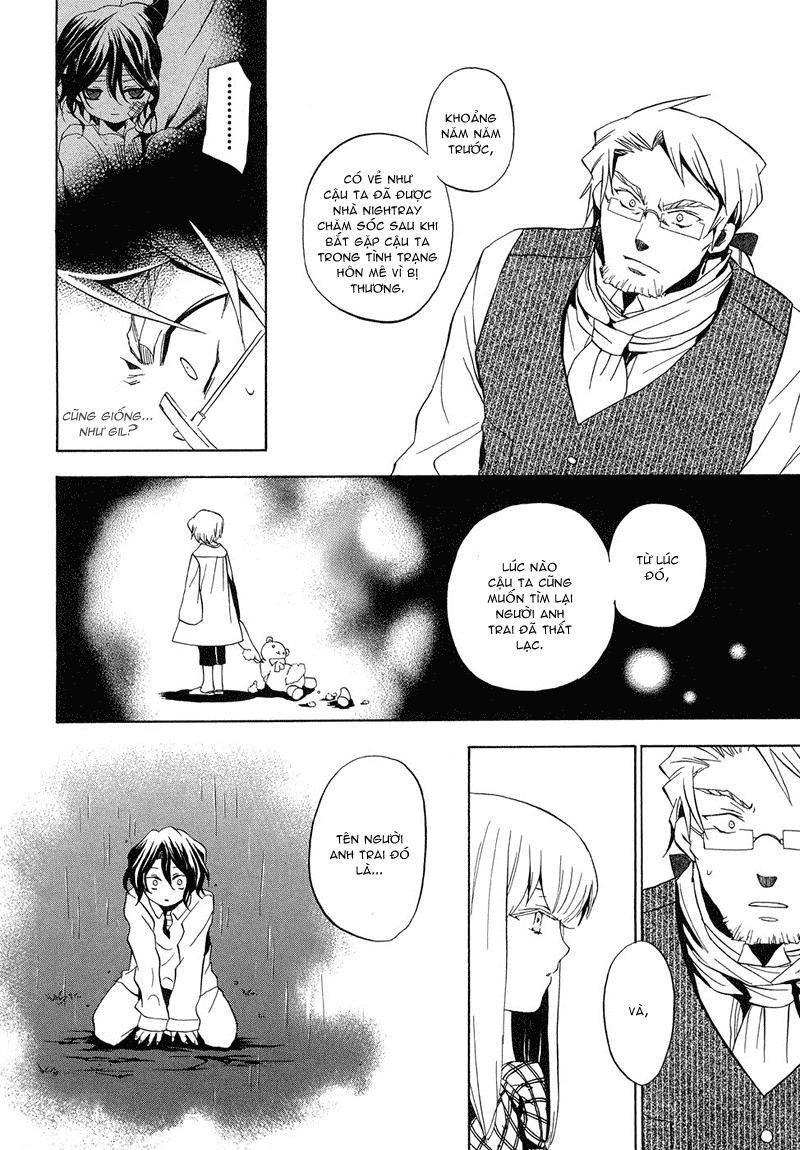 Pandora Hearts chương 013 - retrace: xiii a lost raven trang 4