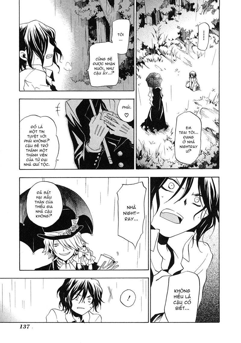 Pandora Hearts chương 013 - retrace: xiii a lost raven trang 5