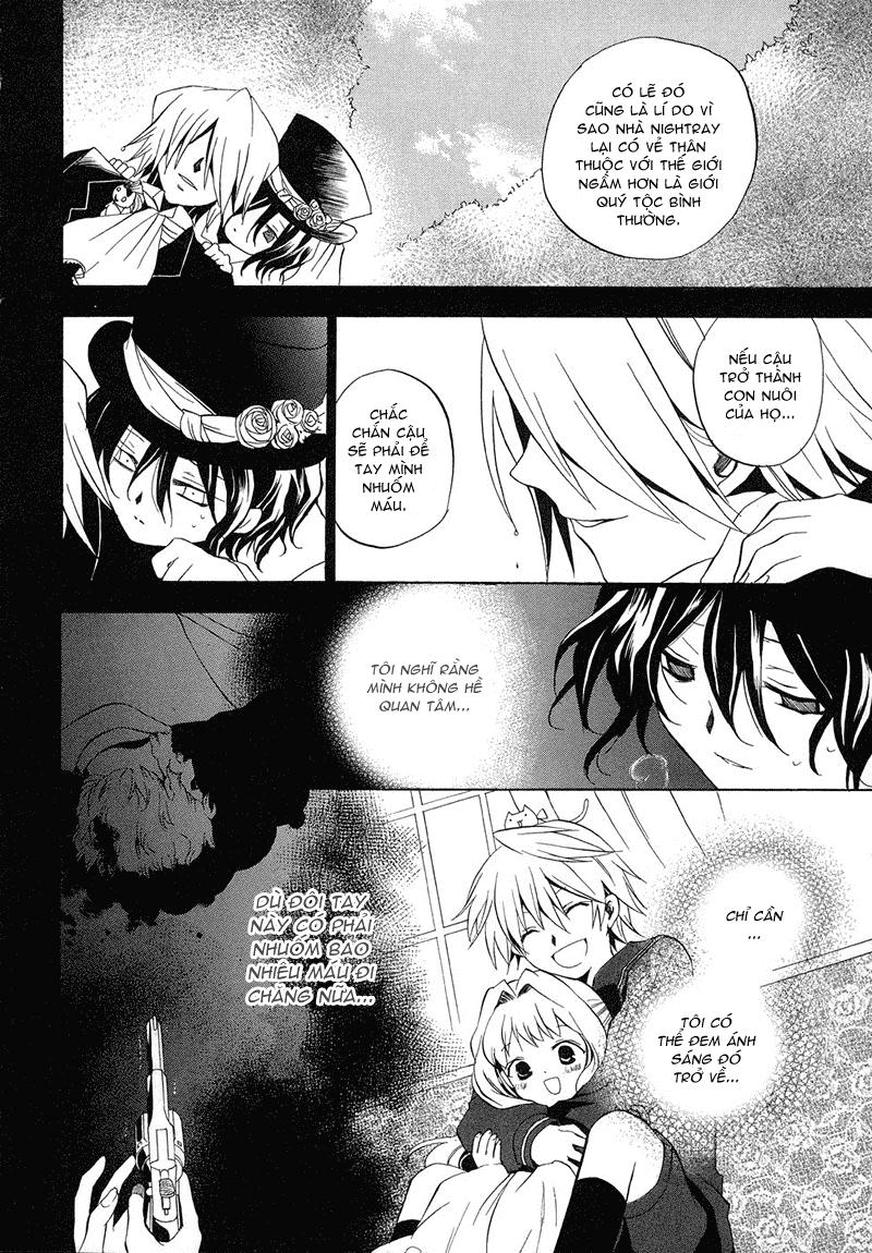 Pandora Hearts chương 013 - retrace: xiii a lost raven trang 31