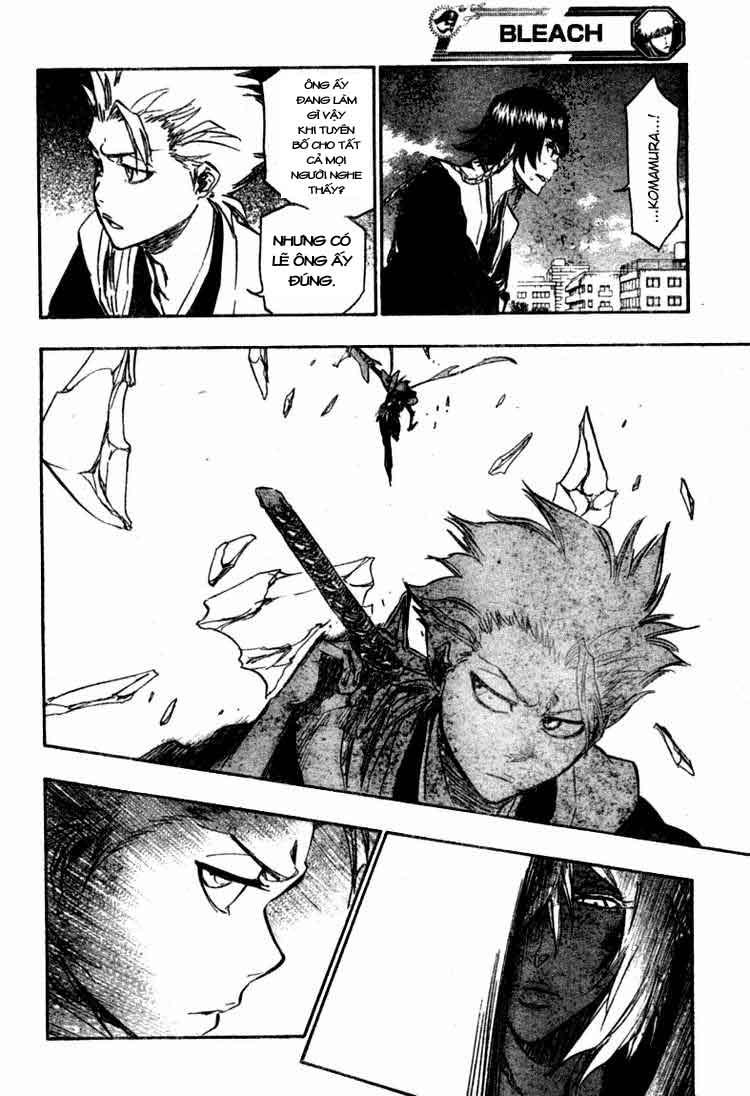 Bleach chapter 367 trang 6