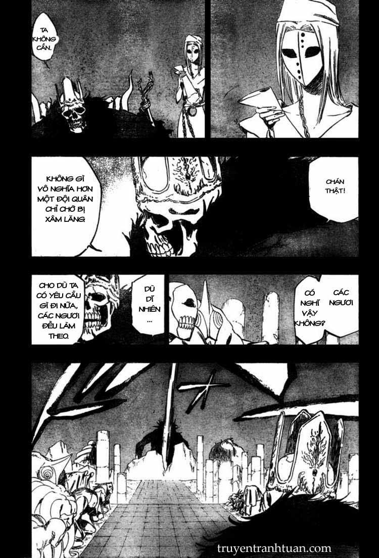Bleach chapter 371 trang 3