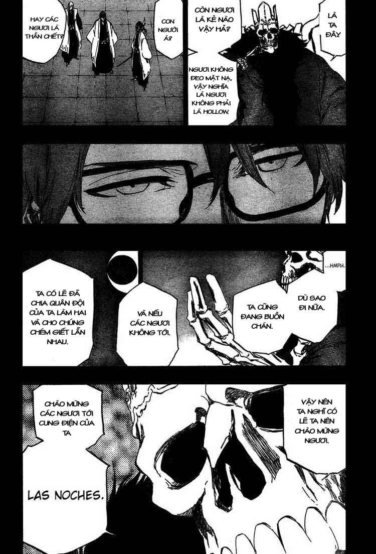 Bleach chapter 371 trang 6