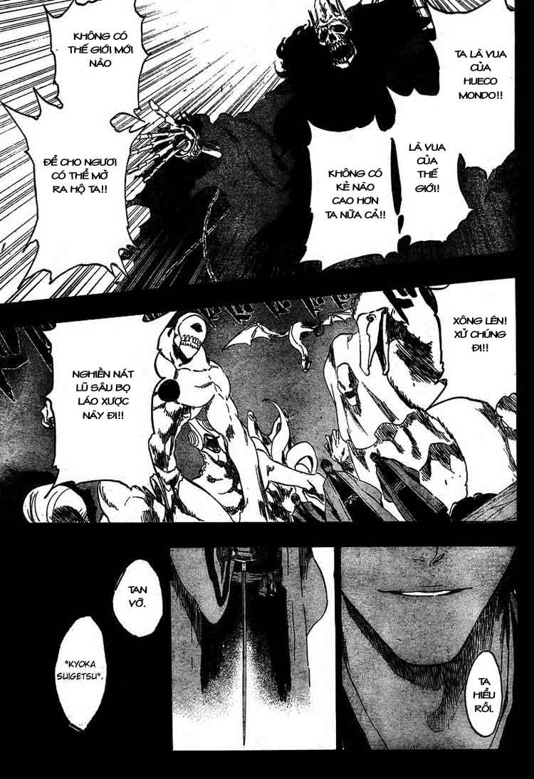 Bleach chapter 371 trang 11