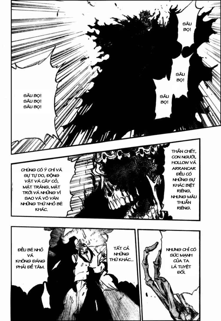 Bleach chapter 370 trang 12