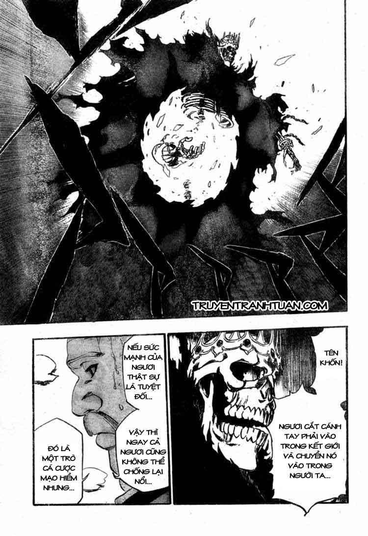 Bleach chapter 370 trang 17