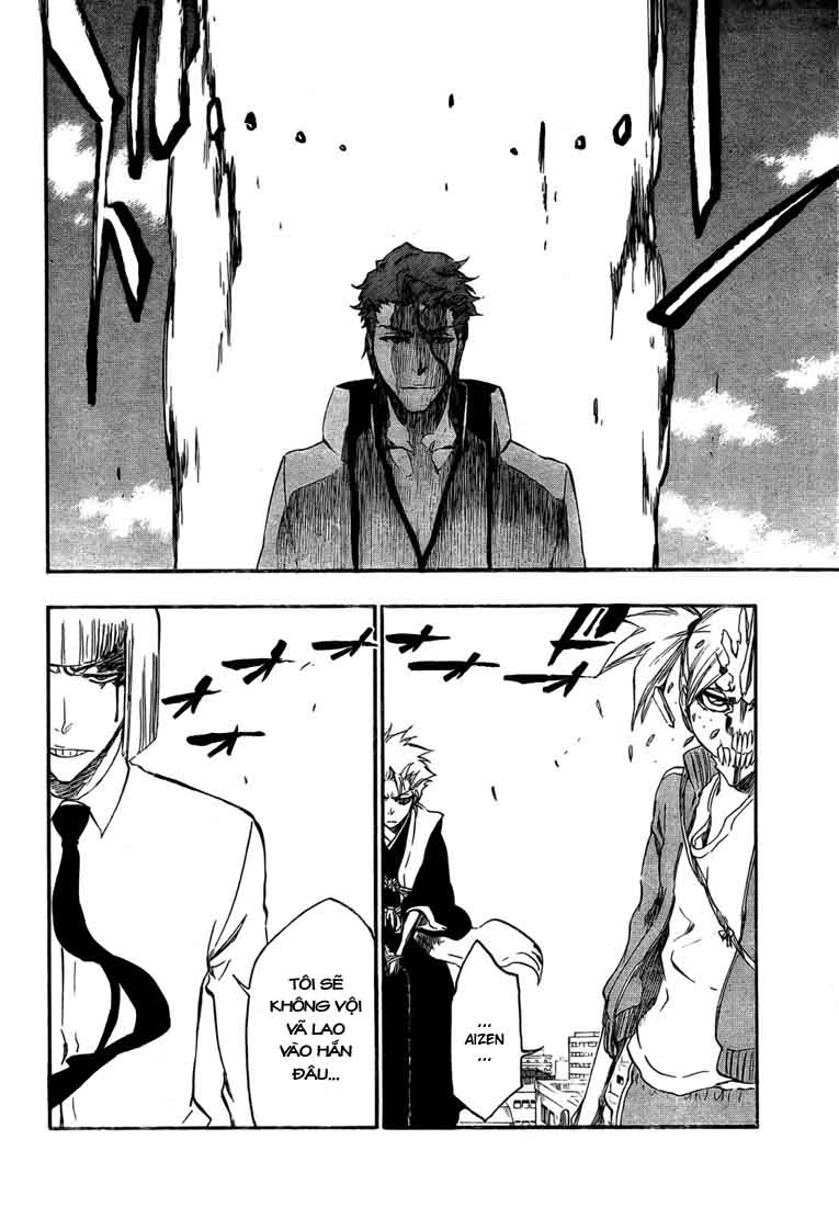 Bleach chapter 377 trang 5