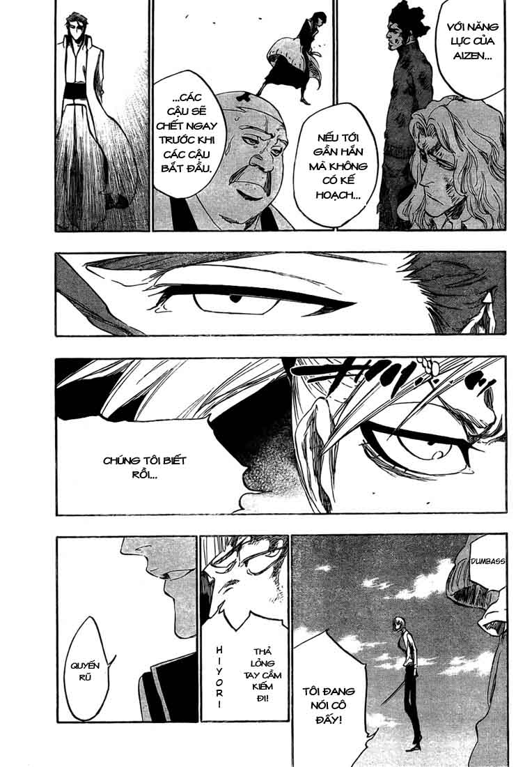 Bleach chapter 377 trang 6