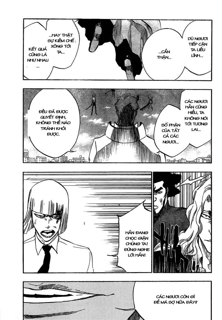 Bleach chapter 377 trang 8