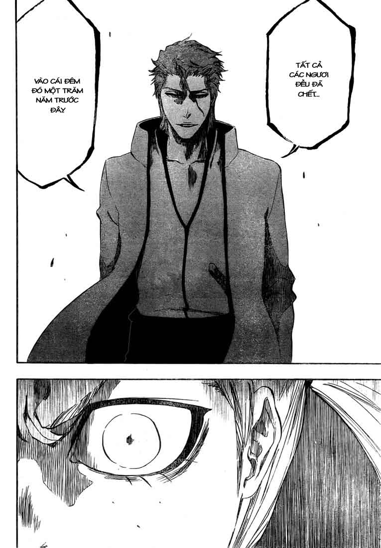 Bleach chapter 377 trang 9