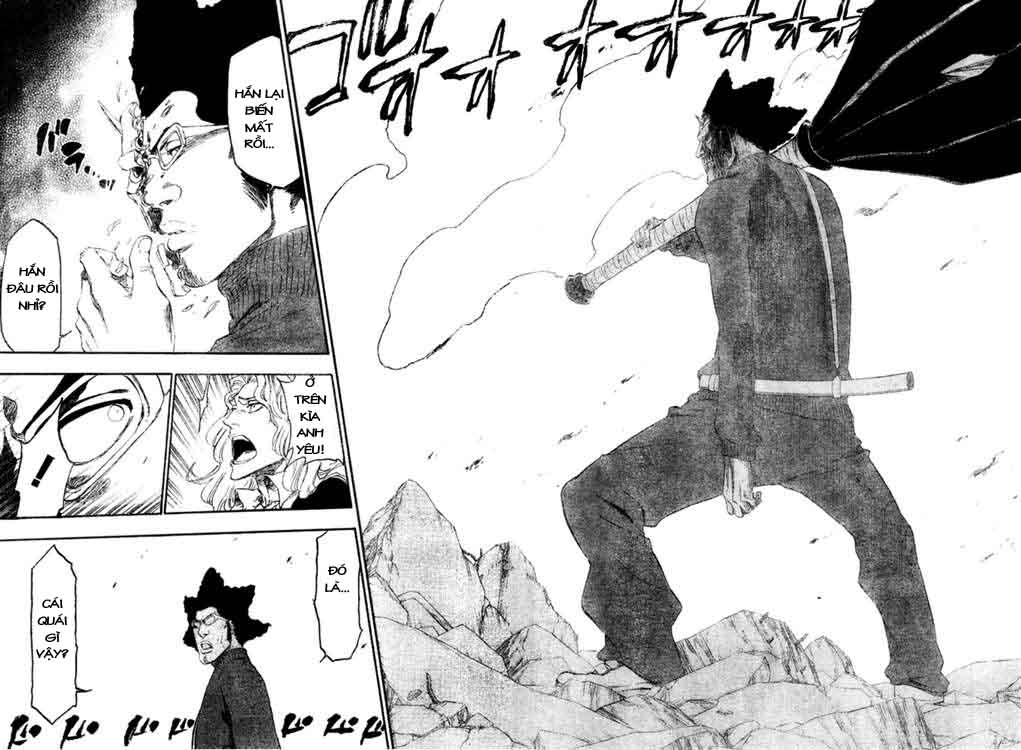 Bleach chapter 372 trang 16